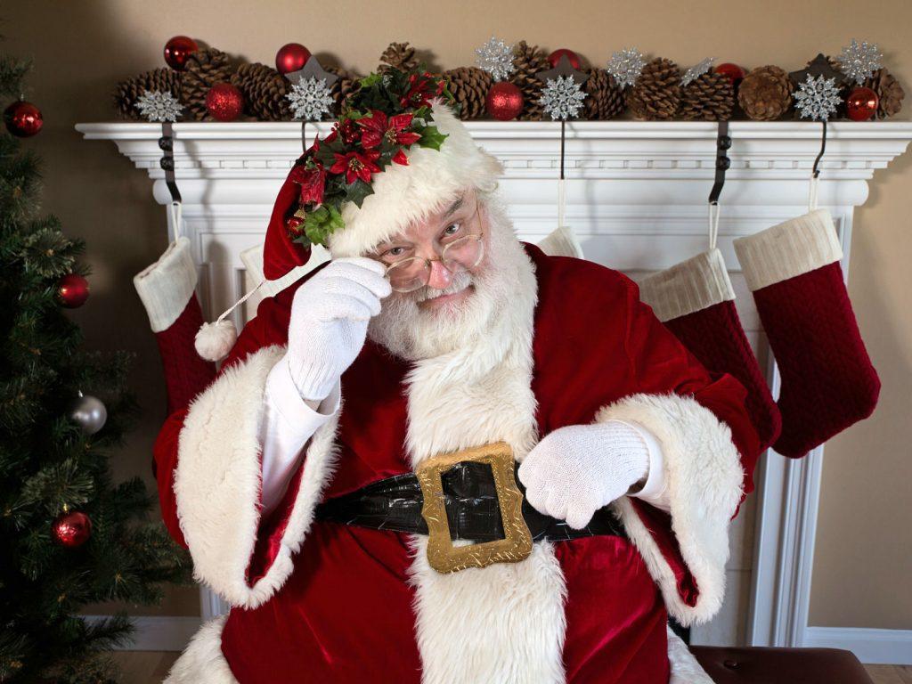 Santa Claus. (Courtesy Pixabay)