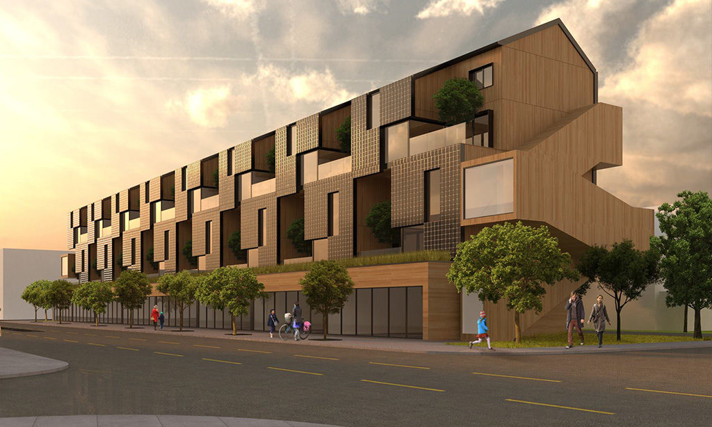 Students build eco-friendly condo, solarBLOCK