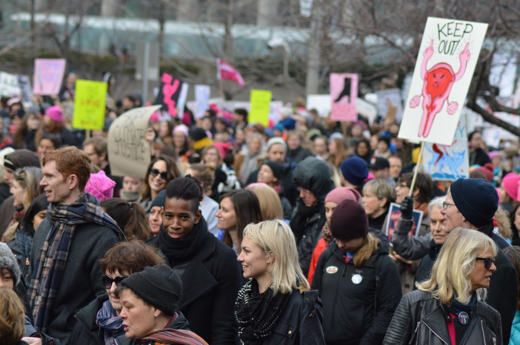 A march for all women?