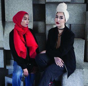 Haleema Mustafa and (Courtesy Mazz Khan)