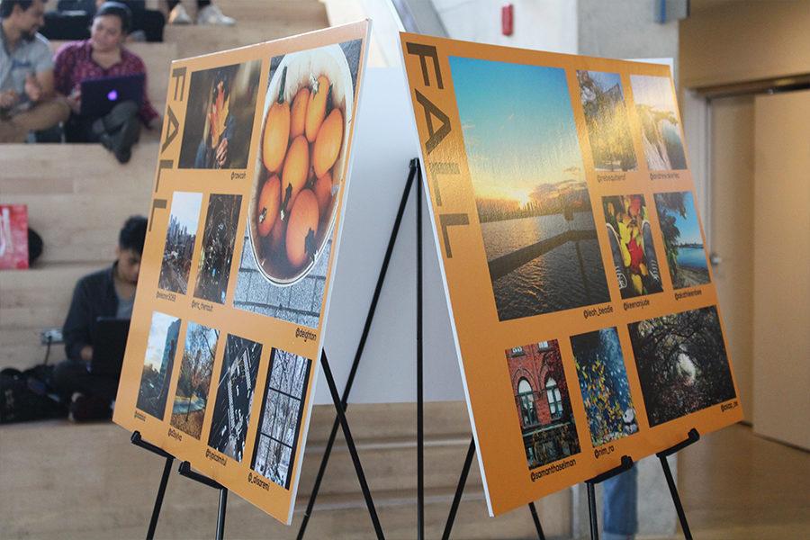 #RUDaysof Seasons Gallery
