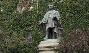 University will add plaque to Egerton Ryerson statue: Lachemi