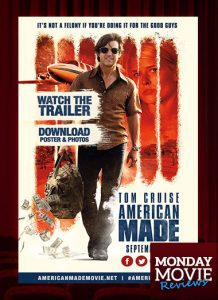 "Movie Review: ""American Made"""