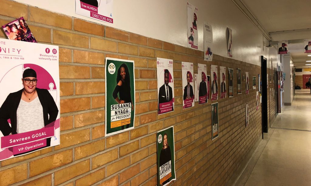 EDITORIAL: Election season: poster pollution and voter apathy
