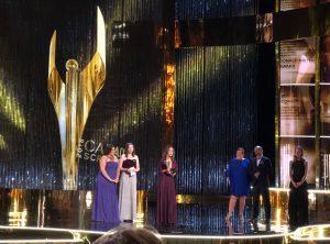 RU grad wins big at the Canadian Screen Awards