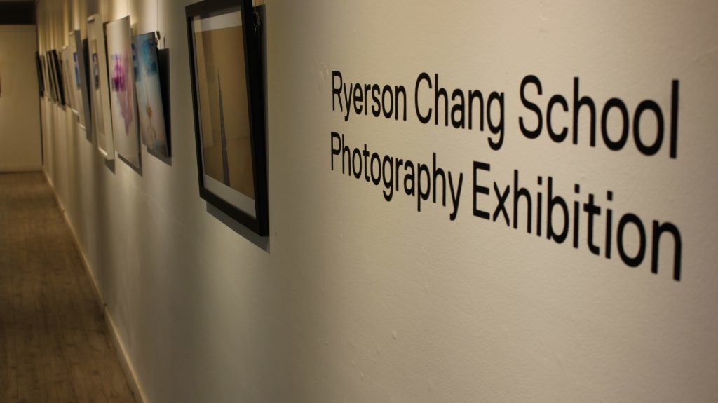 Chang School holds its annual photography exhibition