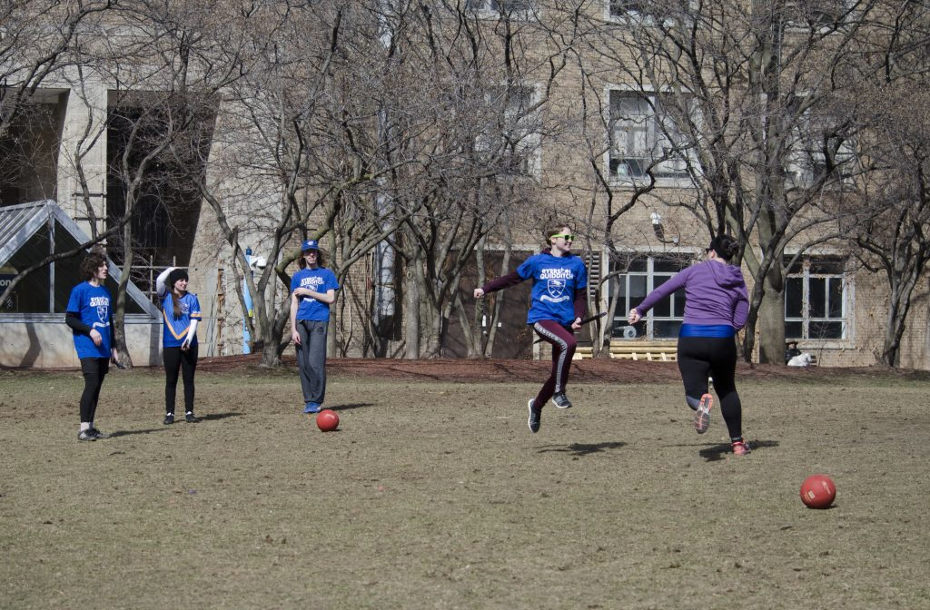 5d319c83 Ryerson Quidditch heads to national championship for the first time ...