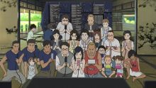 Still from Summer Wars, dir. Mamoru Hosoda