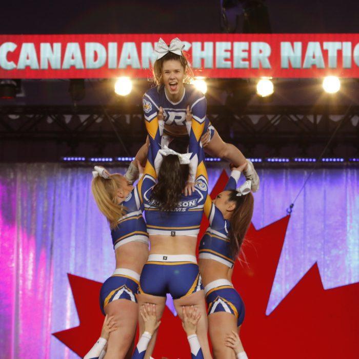 Photo courtesy of Cheer Canada