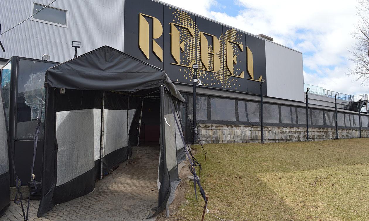 REBEL tents